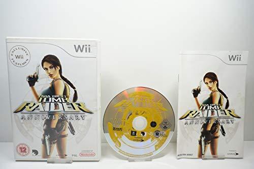 [Import Anglais]Lara Croft Tomb Raider Anniversary Game Wii