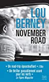 November Road - HarperCollins - 11/03/2020