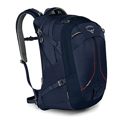 Osprey Packs Tropos Backpack, Cardinal Blue, One Size