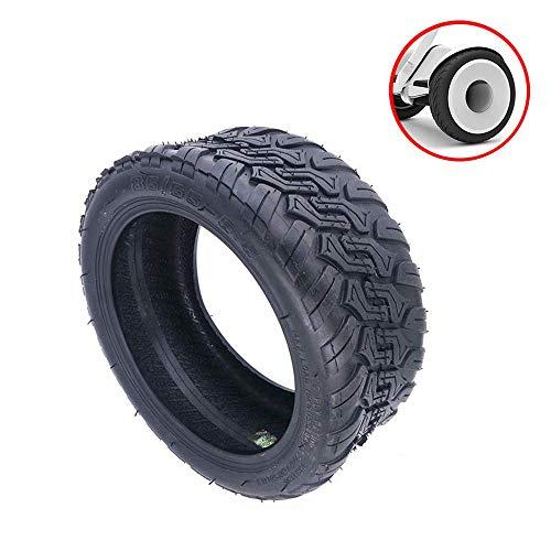 GOHHK Elektroroller Reifen Langlebige Räder, 85/65-6.5 Vakuum Explosionsgeschützte Reifen, Offroad-Luftreifen, rutschfeste und verschleißfeste, ausbalancierte Autoreifen
