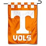 College Flags & Banners Co. Tennessee Volunteers Checkerboard Garden Flag