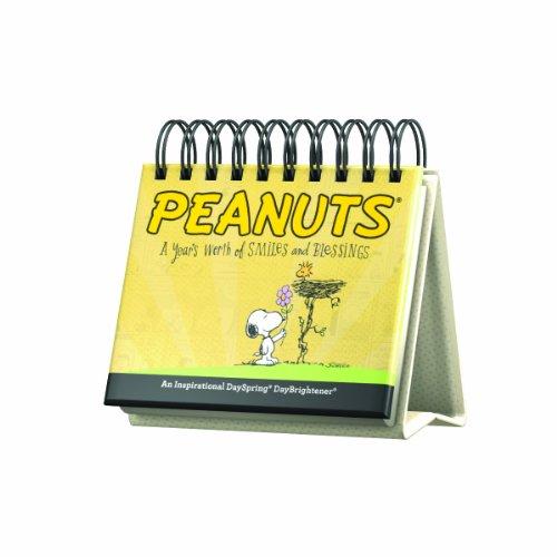 Peanuts - glimlach en zegen - eeuwige kalender