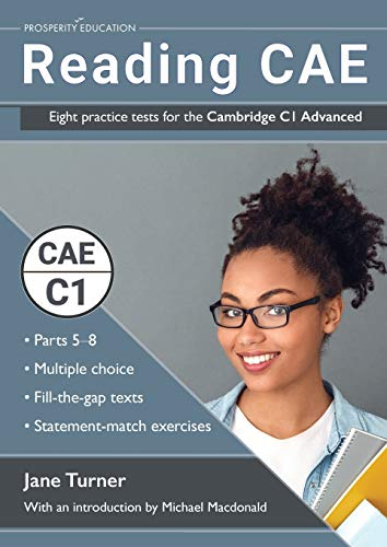 Reading CAE: Eight practice tests for the Cambridge C1 Advanced