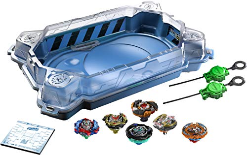 BEYBLADE Burst Turbo Championship Clash Battle Set