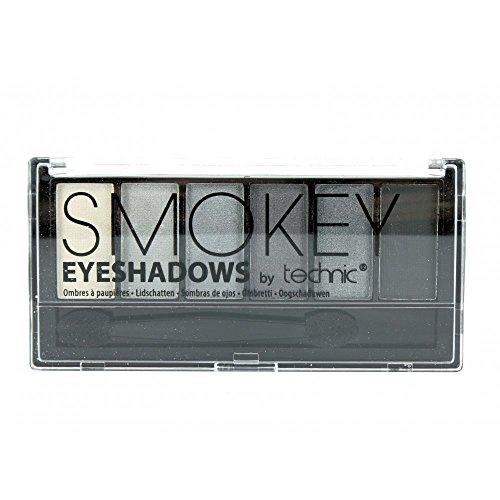 Technic Eye Shadows, Smokey by Technic