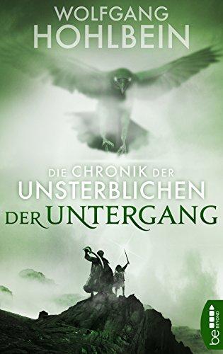 Die Chronik der Unsterblichen - Der Untergang (Andrej und Abu Dun 4)