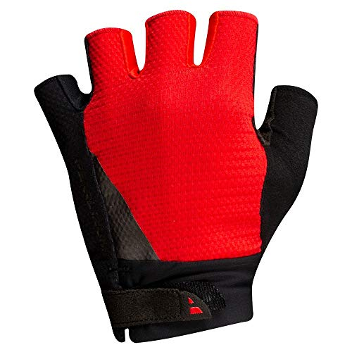 PEARL IZUMI Men's 2020 Elite Gel Glove, Torch Red, Medium