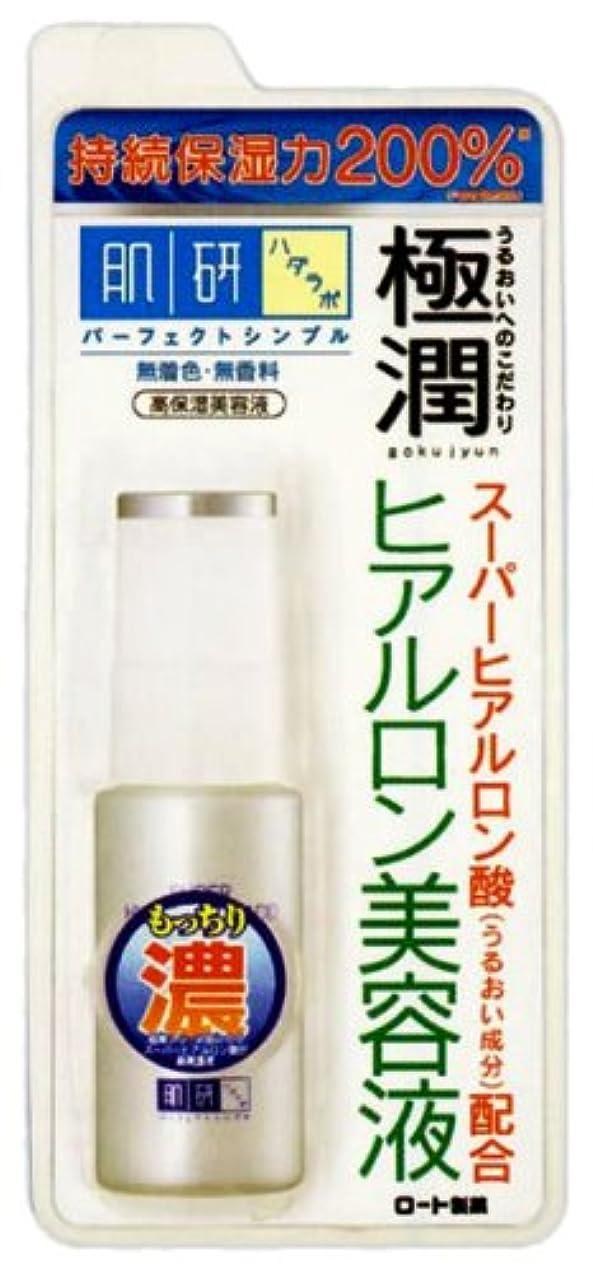 まもなく包括的お肌研 極潤ヒアルロン 美容液