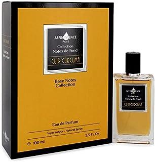 AFFINESSENCE Cuir Curcuma Eau De Parfum, 100 ml