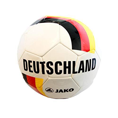 JAKO Fußball Attack Classico Größe 5 Deutschland Ball