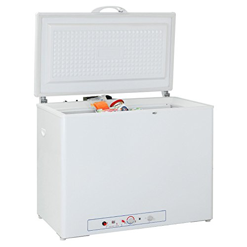 SMETA 110V/LP Propane Deep Chest Freezer Single Door 2-Way 110...