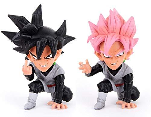 SURUIMA Dragon Ball Z Actions Figures GK Zamasu/ Rose Goku Black Figure Statues Figurine Collection Birthday Gifts PVC 5 Inch DBZ