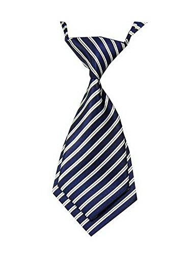 Unique bébé cravate réglable cravate Parti Wedding Show cravate Garçon [Océan]