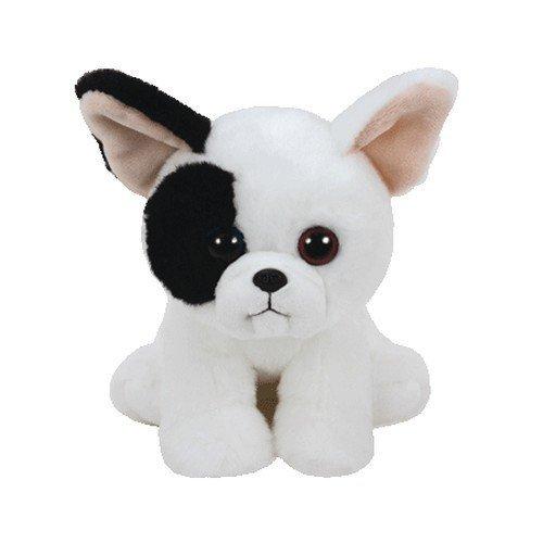 TY Beanie Boos Regular Plush by ADD & Ship (Marcel -French Bulldog)