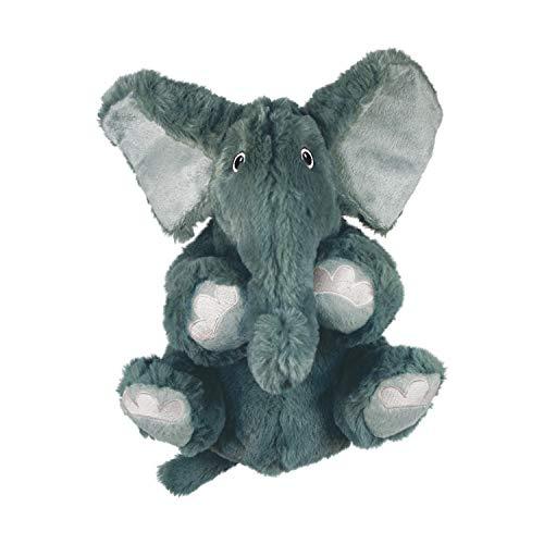 KONG Comodidad Kiddos Elefante Perro Juguete, pequeño