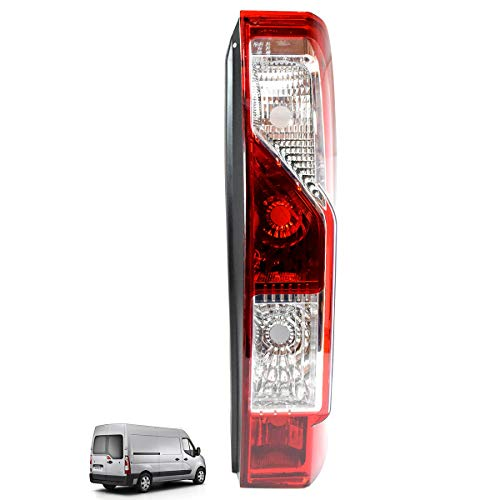 Heckleuchten Rückleuchten Rücklicht E-Mark Master/Movano 265550023R
