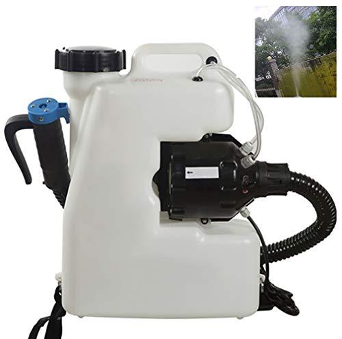 16 liter Knapzak ULV elektrische sproeier, milieu desinfectie Fogger Machine, Mist Droplet Maat: 5-50μm, spuiten Afstand 8-12 Meters, White
