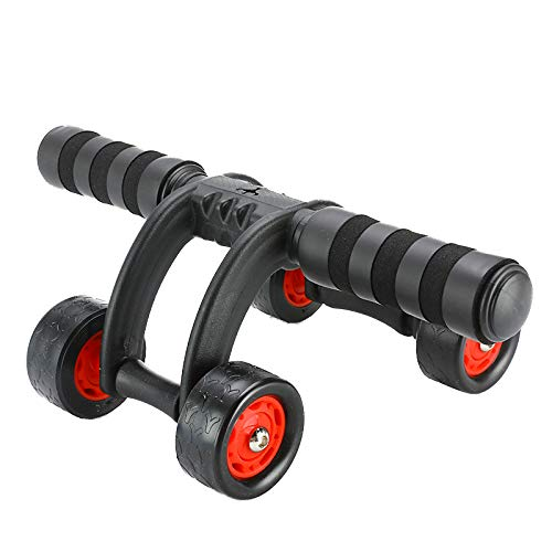 Muscle Trainer Abdominale Wheel AB Rol met Mat Buik voor taille en buik Oefening Fitness Equipment Power Roller