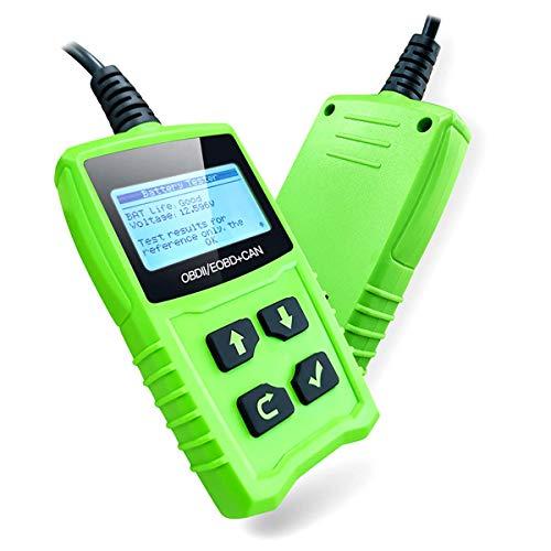 Code Reader JD101 Car Diagnostic Tool Auto Scanner Engine Diagnostic Tool Car Engine Test Accessories