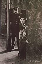 Charlie Chaplin  24x36 Movie Poster The Kid Around The Corner