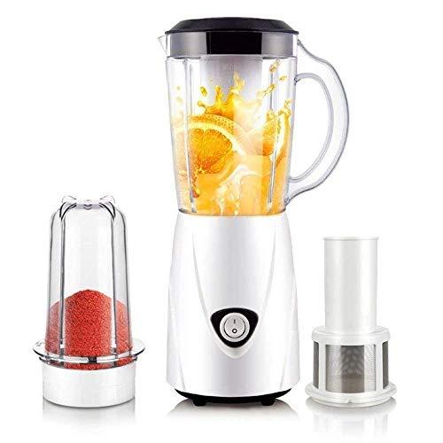 NLRHH Máquinas de expresión, Juicer Masticating Portable Juicer Cup, Juicer eléctrico de Carga...