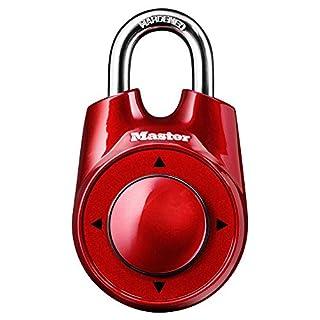 Master Lock 1500iD Locker Lock Set Your Own Directional Combination Padlock, 1 Pack, Assorted Colors (B002TSN4SQ) | Amazon price tracker / tracking, Amazon price history charts, Amazon price watches, Amazon price drop alerts