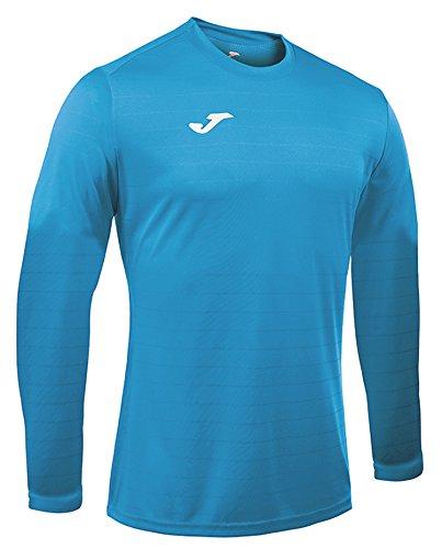 Joma Campus II T-Shirt de Jeu à Manches Longues pour Homme S Bleu Ciel