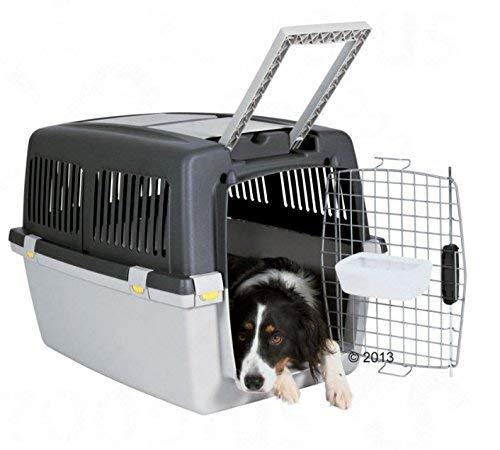 Robusta Cuccia per cani Trasportino Gulliver–Ideale per Viaggi in aereo, treno o auto