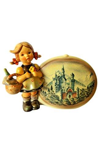 Hummel Manufaktur Hummel Figur die kleine Besucherin, original MI Hummel Collection, im Geschenkkarton