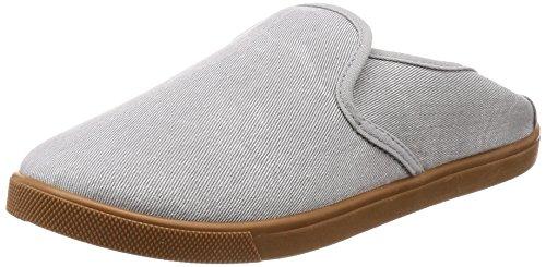 [キタ] 作業靴 スニーカー メガセーフティ 軽作業や室内作業に最適 かかとが踏める DK-230 グレー 27 cm 3E