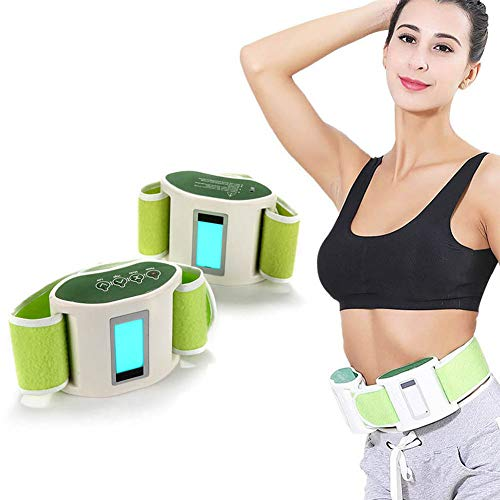 Elektrische Schlankheitsgürtel, Massage Gürtel, Bauchweggürtel Bauch Massage, Elektrische Schlankheitsgürtel Natürliche Abnehmen Fett Für Abnehmen Und Verdauung Fördern