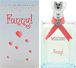 Moschino Funny! By Moschino For Women, Spray, 3.4-Ounce Bottle