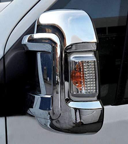 Außenspiegel-Abdeckung für Relais, Ducato, Jumper, Boxer, ABS, Chrom