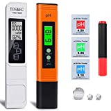 Best TDS Meters - OQTO pH Meter and TDS Meter Combo, 0.01 Review