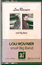 Lou Rovner Small Big Band (Original 1984 CASSETTE Tape Released on ITI Records Produced by Lou Rovner, Featuring: Ernie Watts, Jack Nimitz, Chuck Findley, Bobby Shew, Bill Watrous, Tommy Tedesco, John Patitucci, Tom Garvin, Peter Donald)
