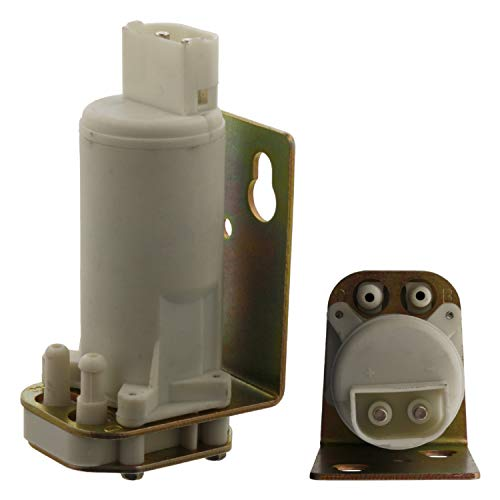 febi bilstein 14877 Waschwasserpumpe für Scheibenreinigungsanlage , 1 Stück