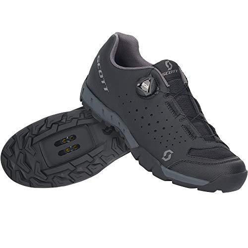 Scott Sport Trail Evo Boa MTB Trekking Fahrrad Schuhe schwarz/grau 2021: Größe: 43