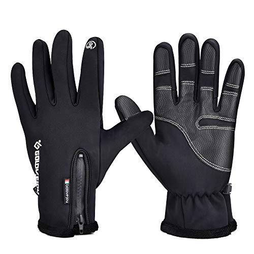 Un par de guantes de cocina (silicona)...