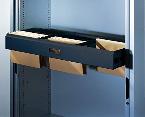 Hängerahmen für Hefter DIN A4, für Aktenschrank mit Rollladen B1200xT420mm