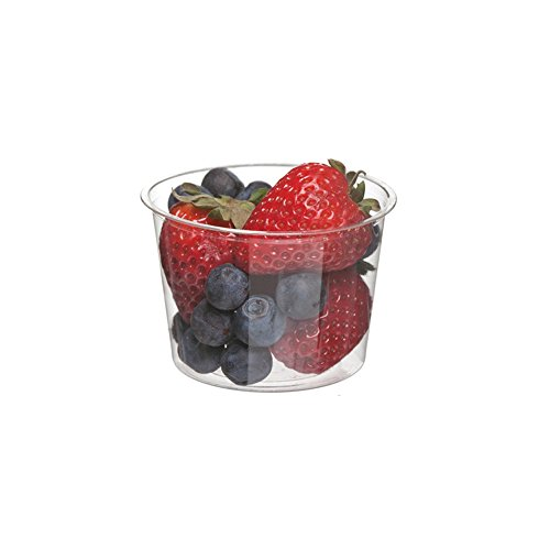 Eco-Products Compostable Portion Cups - 4oz. - Case of 2000 - EP-PC400