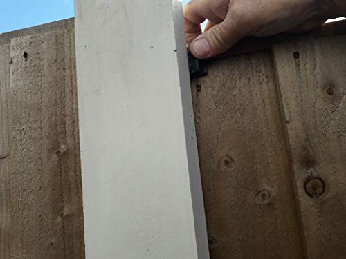 Cyclaire Fence Panel Wedges (20 pack) Fence wedge that really does stop Fence Panels Rattling or Banging
