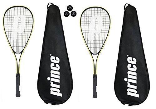 Prince Squash Rebel Power 18 String Set