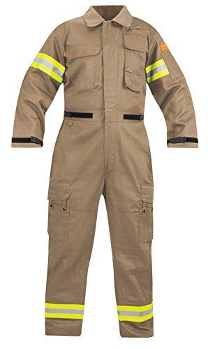 Propper Men's Extrication Suit, Khaki, 5X Large...