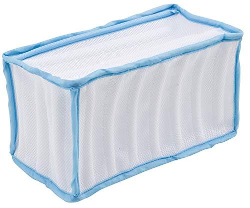 ファイン シューズ洗濯ネット ブルー FIN-290B