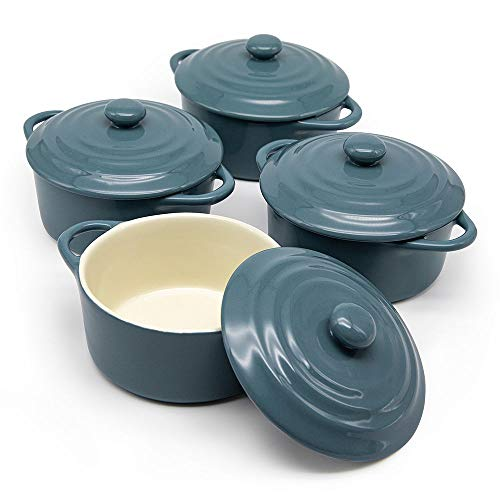 12oz Mini Cocotte, Set of 4