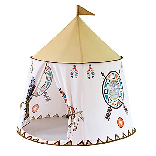 Baby Indoor Dome Play Tent, Kid Game House, Boy Girl Toy Storage Yurt Castle, Children's Birthday Gifts, Kerstkado
