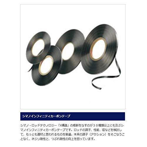SHIMANO(シマノ)『ポイズングロリアス(166M-S)』