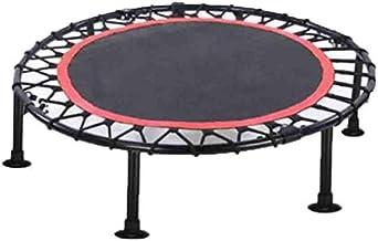 Oefening Trampoline Indoor Fitness Trampoline, 40 inch Mini Vouwen Trampoline Oefening Trampoline Stille en veilige Bounce...