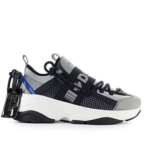 DSQUARED2 Sneaker - Grau, 44