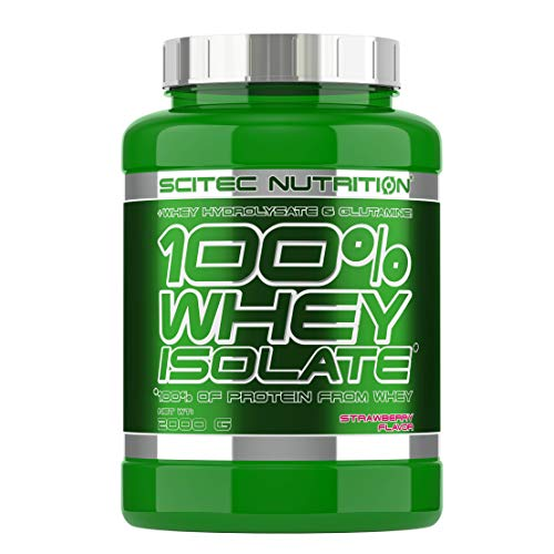 Whey Isolate 2000g strawberry AF 🔥